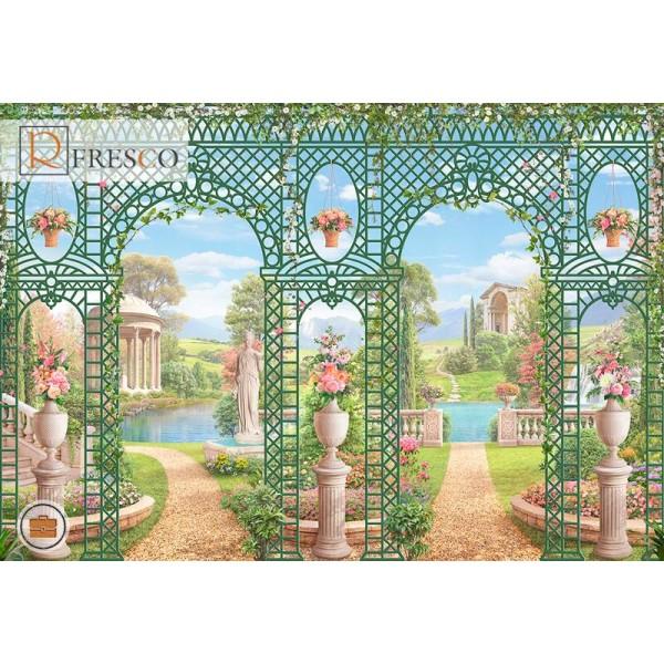 Фреска Renaissance Fresco Landscapes (44456)