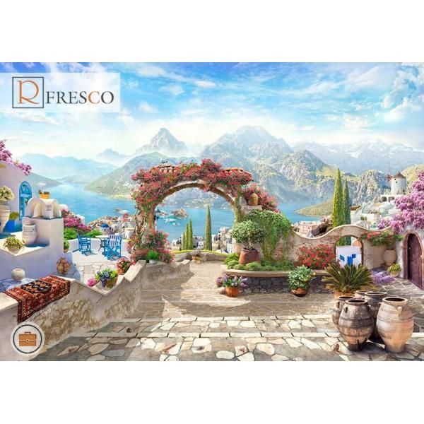 Фреска Renaissance Fresco Landscapes (44457)