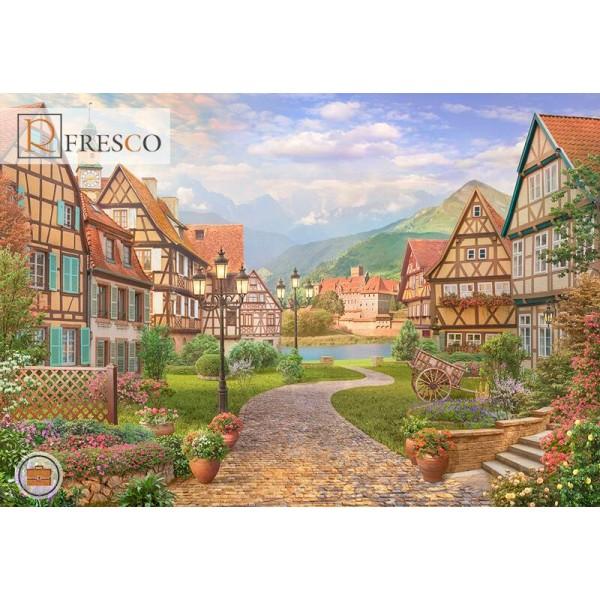 Фреска Renaissance Fresco Landscapes (44458)