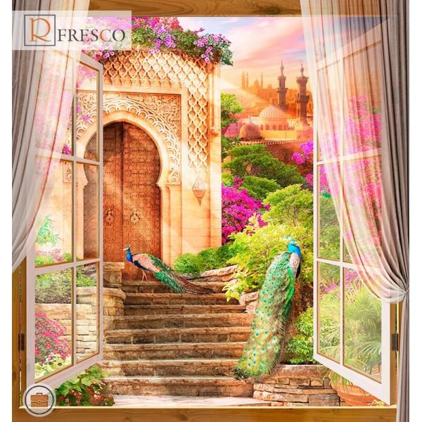 Фреска Renaissance Fresco Landscapes (44464)
