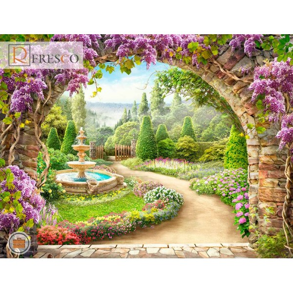 Фреска Renaissance Fresco Landscapes (44469)