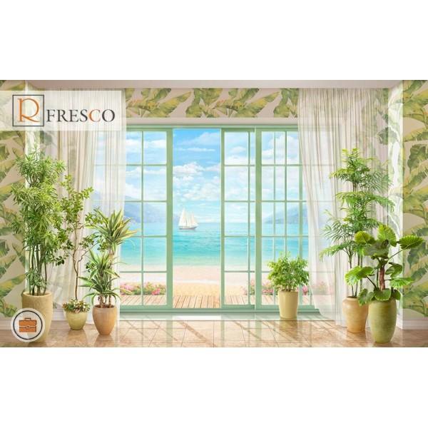 Фреска Renaissance Fresco Landscapes (44477)