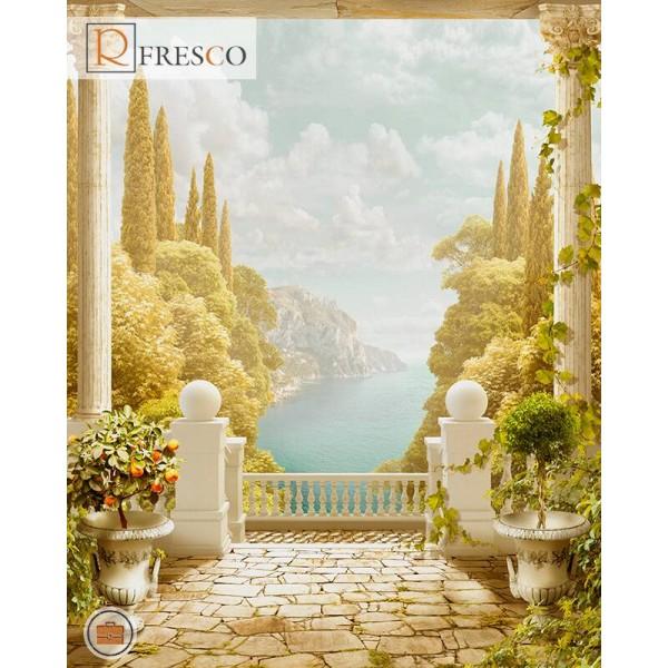 Фреска Renaissance Fresco Landscapes (44486)