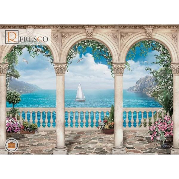 Фреска Renaissance Fresco Landscapes (44502)