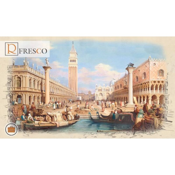 Фреска Renaissance Fresco Landscapes (44504)