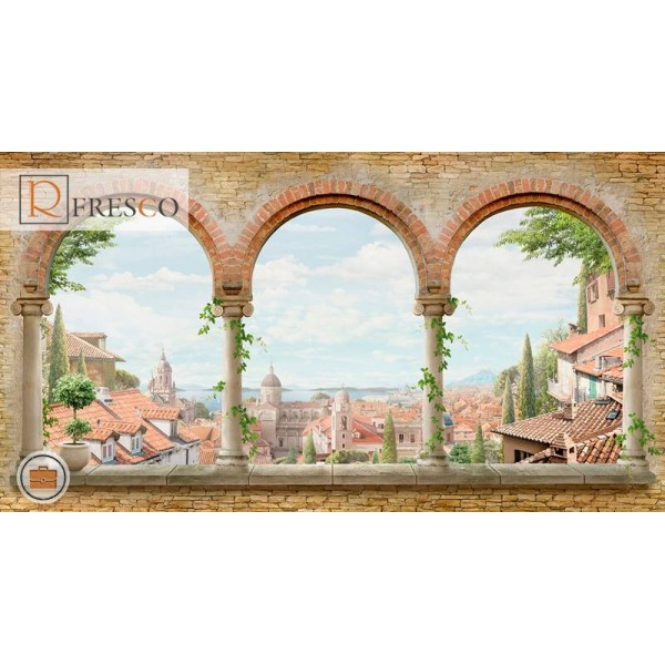 Фреска Renaissance Fresco Landscapes (44514)