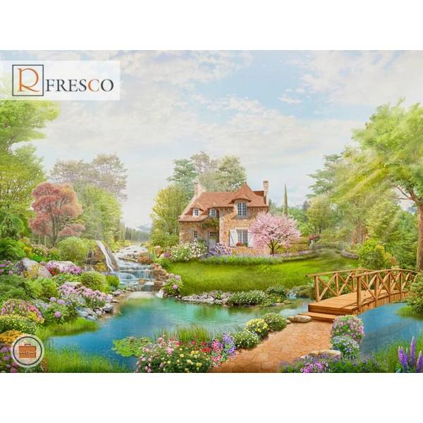 Фреска Renaissance Fresco Landscapes (44517)