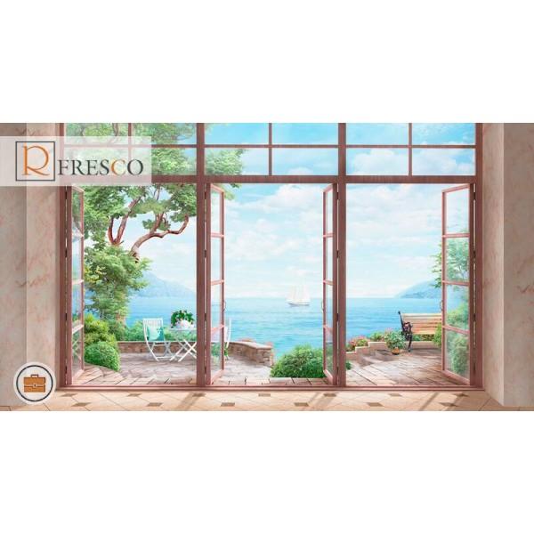 Фреска Renaissance Fresco Landscapes (44523)