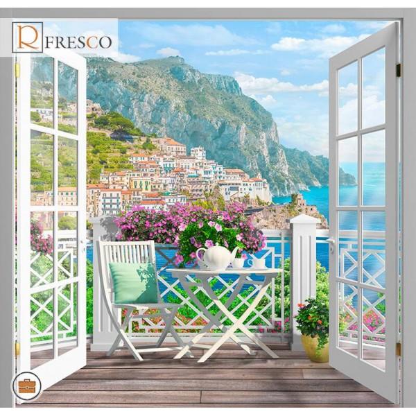 Фреска Renaissance Fresco Landscapes (44528)