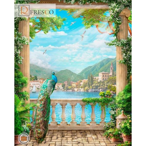 Фреска Renaissance Fresco Landscapes (44532)