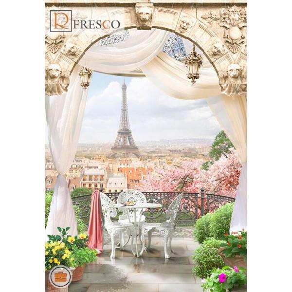 Фреска Renaissance Fresco Landscapes (44548)
