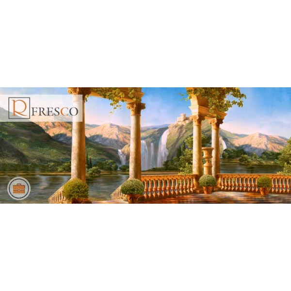 Фреска Renaissance Fresco Landscapes (4551)