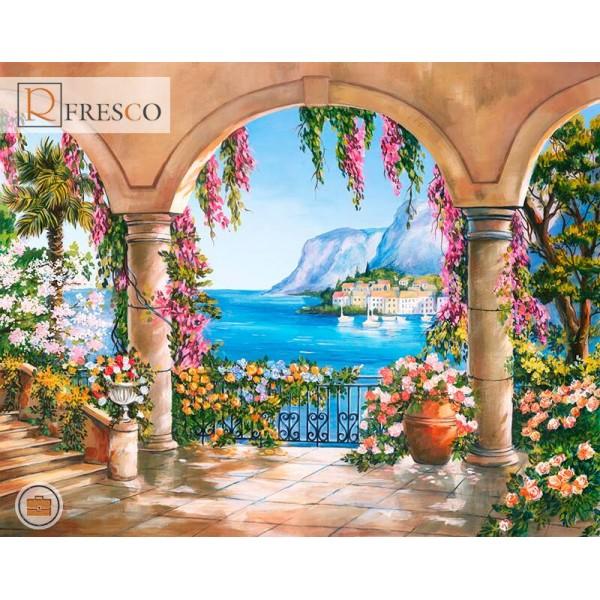 Фреска Renaissance Fresco Landscapes (4571)