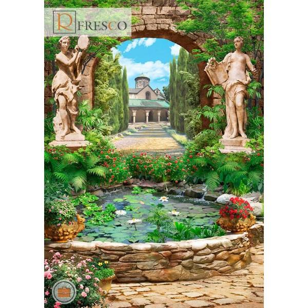 Фреска Renaissance Fresco Landscapes (4600)
