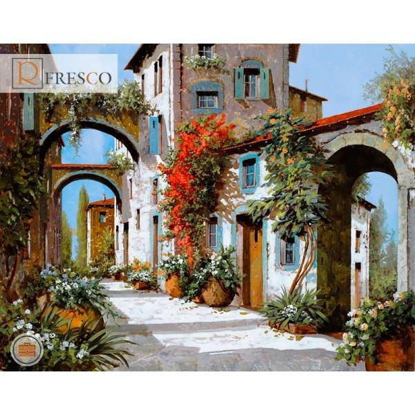 Фреска Renaissance Fresco Landscapes (4610)