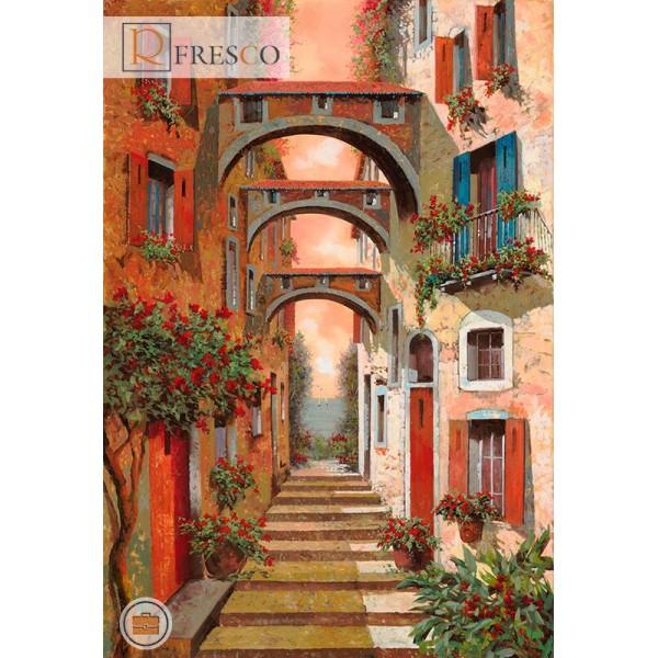 Фреска Renaissance Fresco Landscapes (4612)