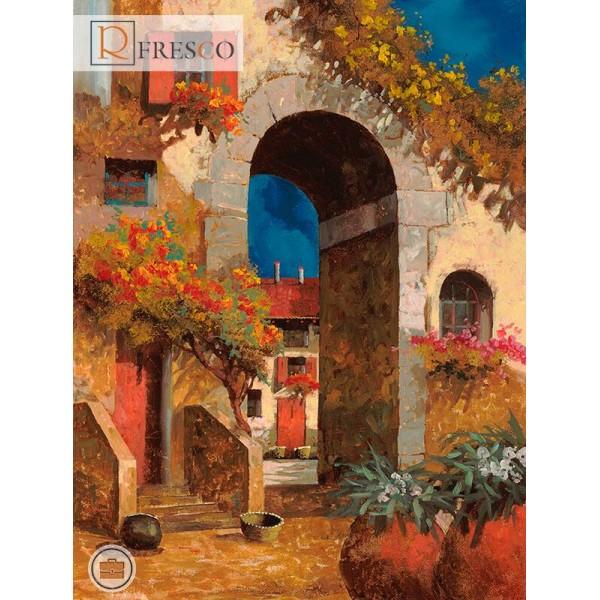 Фреска Renaissance Fresco Landscapes (4613)