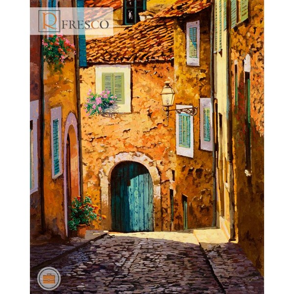 Фреска Renaissance Fresco Landscapes (4615)
