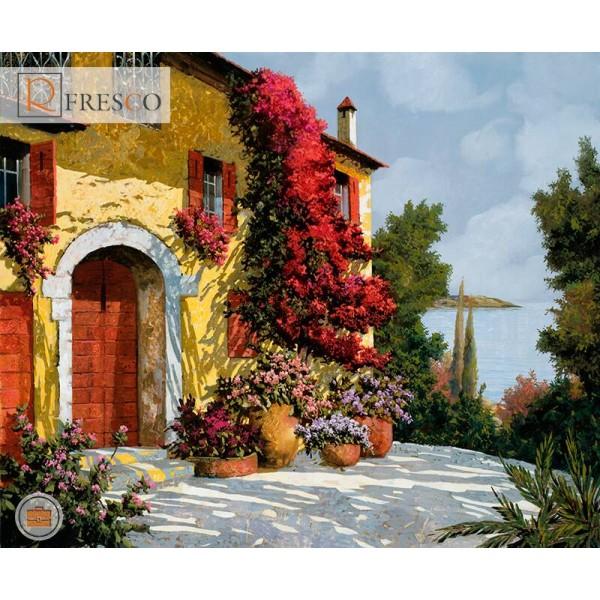 Фреска Renaissance Fresco Landscapes (4617)