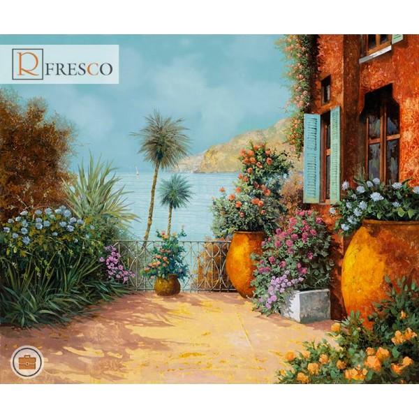 Фреска Renaissance Fresco Landscapes (4621)