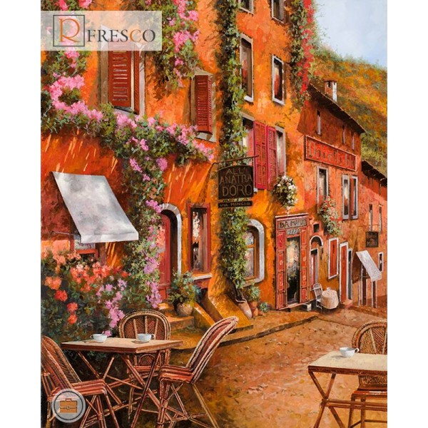 Фреска Renaissance Fresco Landscapes (4622)
