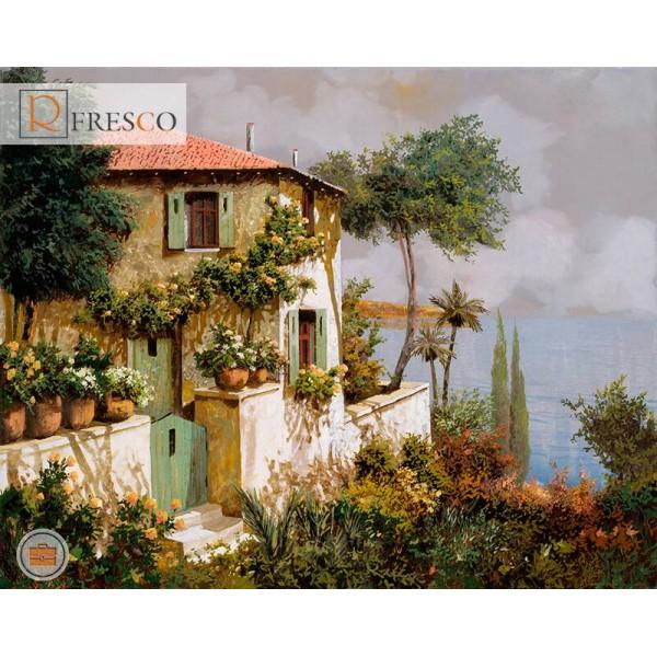 Фреска Renaissance Fresco Landscapes (4625)