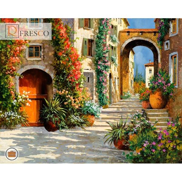 Фреска Renaissance Fresco Landscapes (4629)