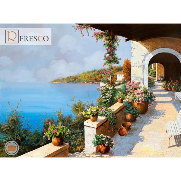 Фреска Renaissance Fresco Landscapes (4630)