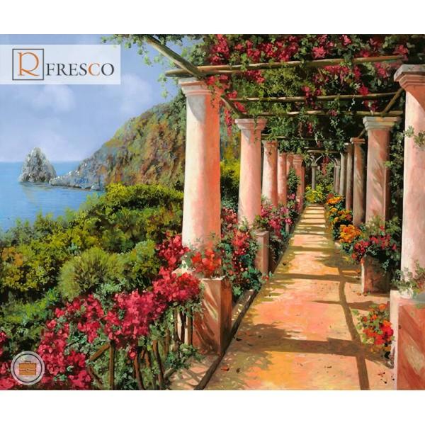 Фреска Renaissance Fresco Landscapes (4632)