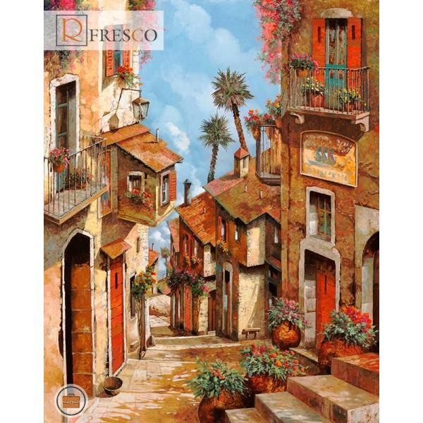 Фреска Renaissance Fresco Landscapes (4634)