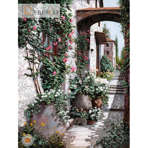 Фреска Renaissance Fresco Landscapes (4637)