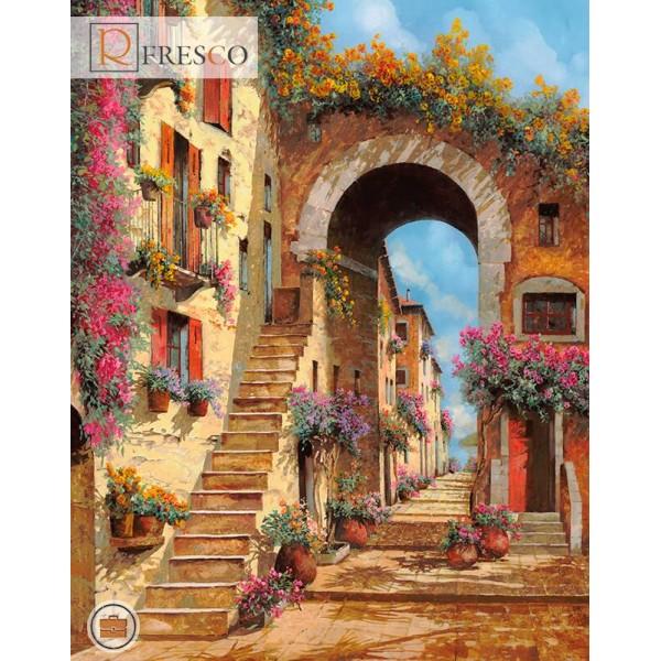 Фреска Renaissance Fresco Landscapes (4638)
