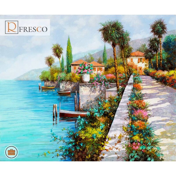 Фреска Renaissance Fresco Landscapes (4641)