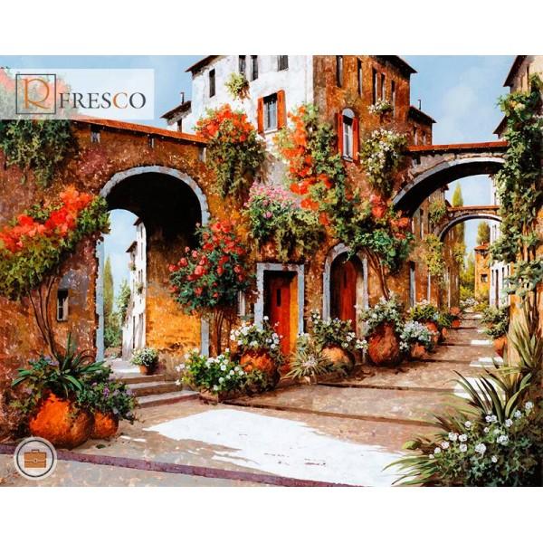 Фреска Renaissance Fresco Landscapes (4642)
