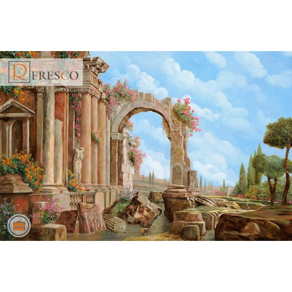 Фреска Renaissance Fresco Landscapes (4644)