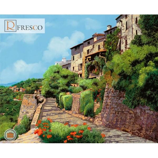 Фреска Renaissance Fresco Landscapes (4646)