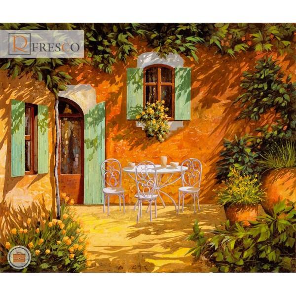 Фреска Renaissance Fresco Landscapes (4647)