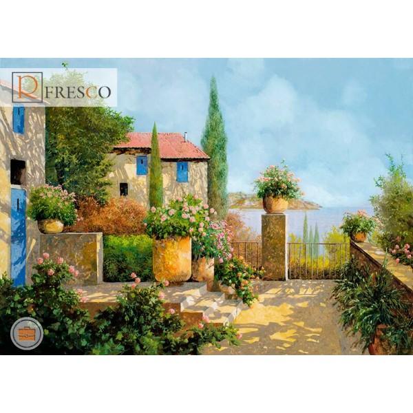 Фреска Renaissance Fresco Landscapes (4650)