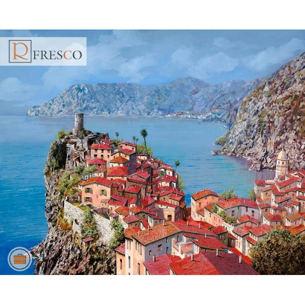 Фреска Renaissance Fresco Landscapes (4654)