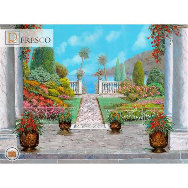 Фреска Renaissance Fresco Landscapes (4655)