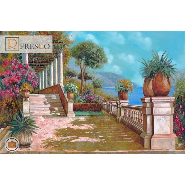Фреска Renaissance Fresco Landscapes (4656)