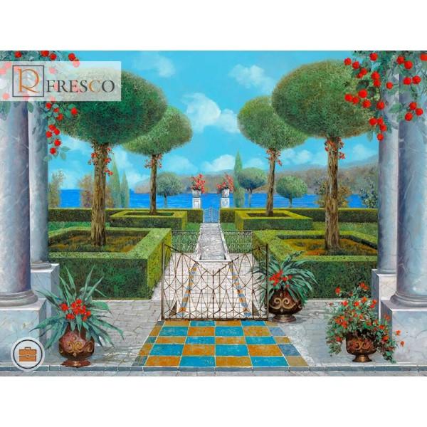 Фреска Renaissance Fresco Landscapes (4657)
