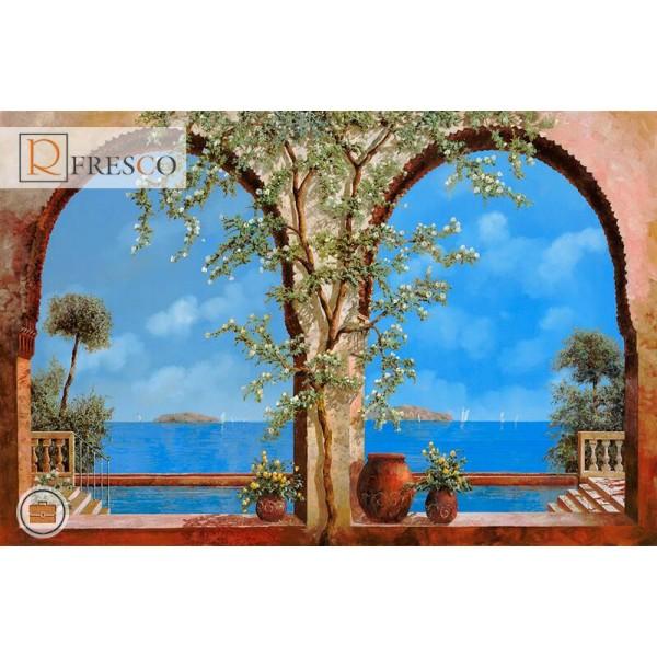 Фреска Renaissance Fresco Landscapes (4658)