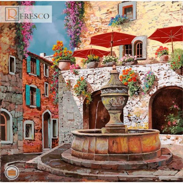 Фреска Renaissance Fresco Landscapes (4661)