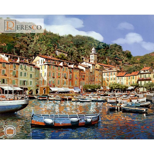 Фреска Renaissance Fresco Landscapes (4664)