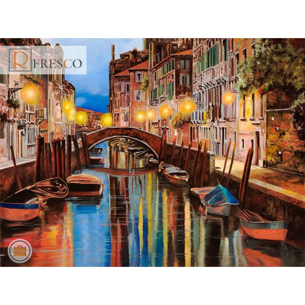 Фреска Renaissance Fresco Landscapes (4667)