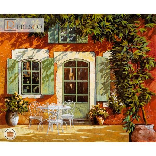Фреска Renaissance Fresco Landscapes (4668)
