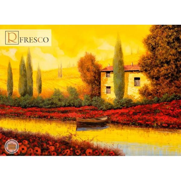 Фреска Renaissance Fresco Landscapes (4670)