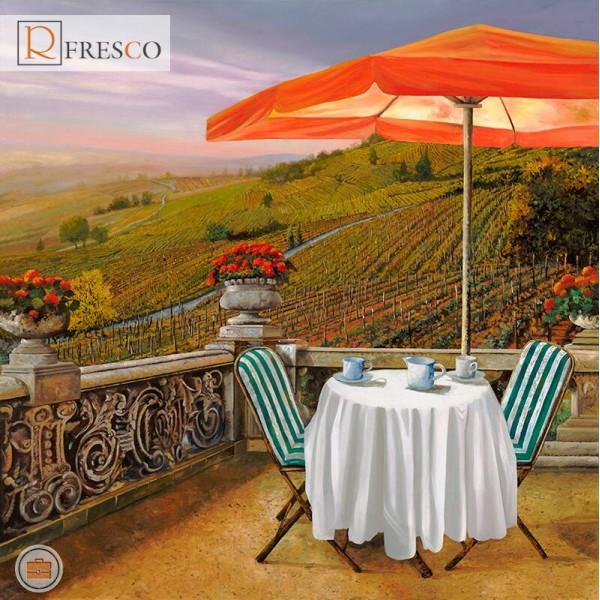 Фреска Renaissance Fresco Landscapes (4674)