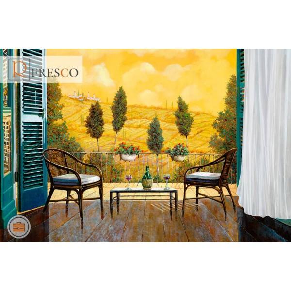 Фреска Renaissance Fresco Landscapes (4677)